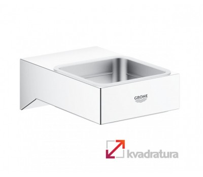 Мыльница Grohe Selection Cube 40865000