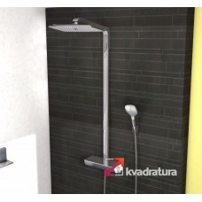 Душевая система Hansgrohe Raindance Select E 360 Showerpipe 27112000 с термостатом