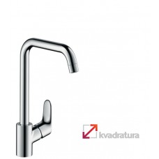Смеситель для кухни Hansgrohe Focus 31820000