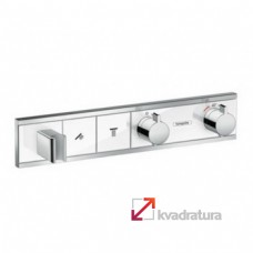 Термостат для душа Hansgrohe RainSelect 15355400
