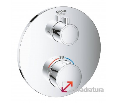 24076000 Grohe Grohtherm 24076000