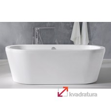 Ванна акриловая Villeroy&Boch Loop Friends 1800x800 (UBA180LFO7PDV-01)
