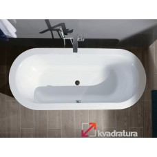 Ванна акриловая Villeroy&Boch Loop Friends 1800x800 (UBA180LFO7V-01)