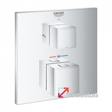 24154000 Grohe Grohtherm Cube 24154000