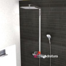 Душевая система Hansgrohe Raindance Select E 360 Showerpipe 27113000 с термостатом